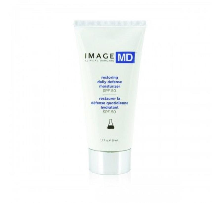 Image MD Restoring Daily Defense Moisturizer SPF50 (50ml)