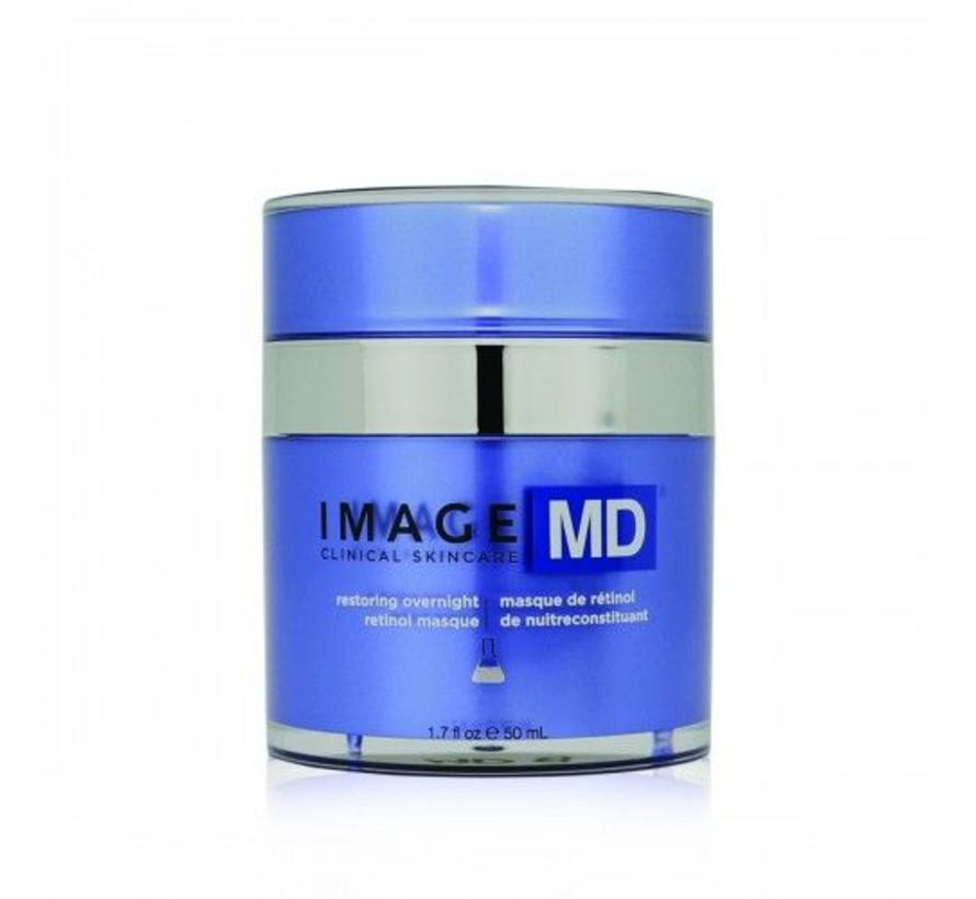 Image MD Restoring Overnight Retinol Masque (50ml)