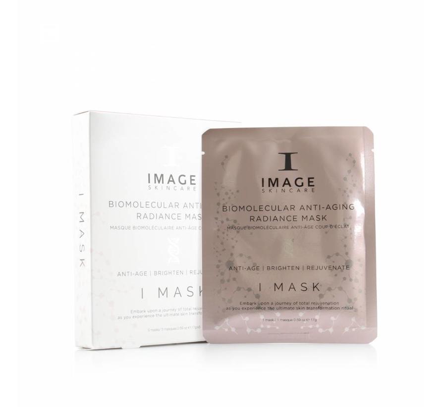 GRATIS: Biomolecular Anti-aging Radiance Mask + sample vanaf €100,-