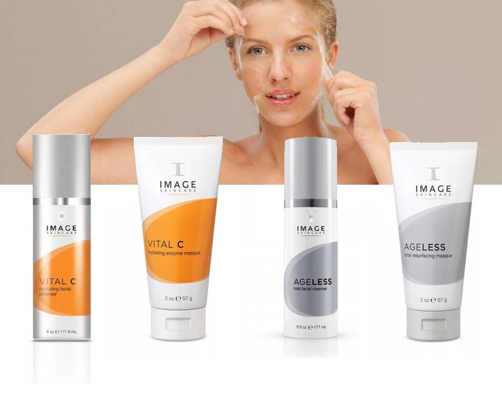 Thuispeeling Kit Puur Image Skincare