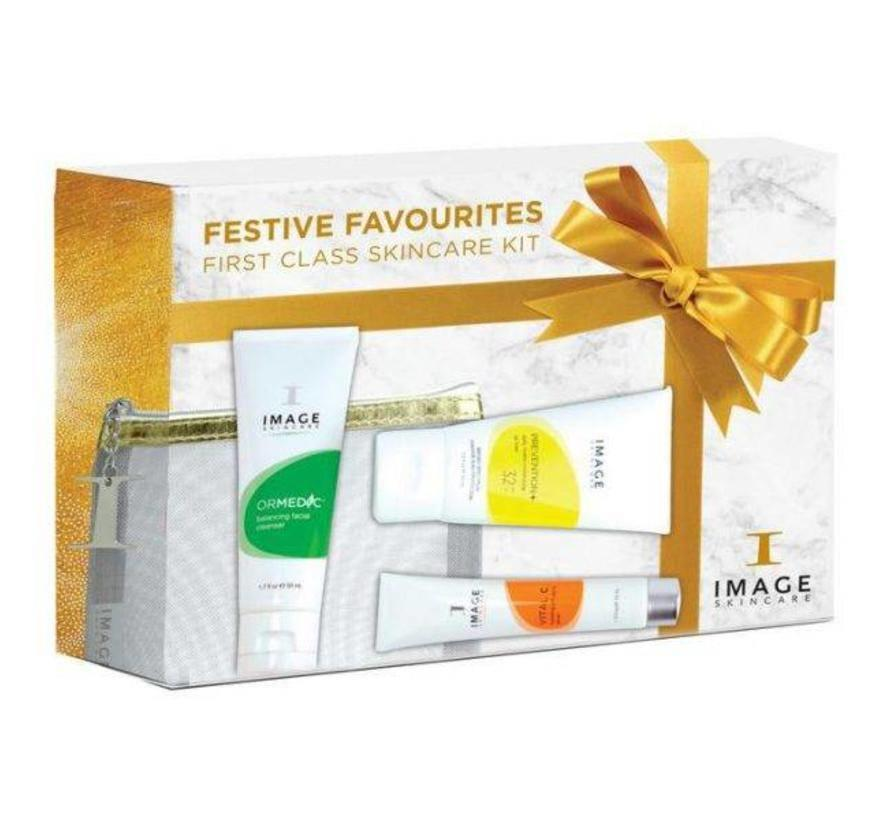 Festive Favourites First Class Skin Favorites