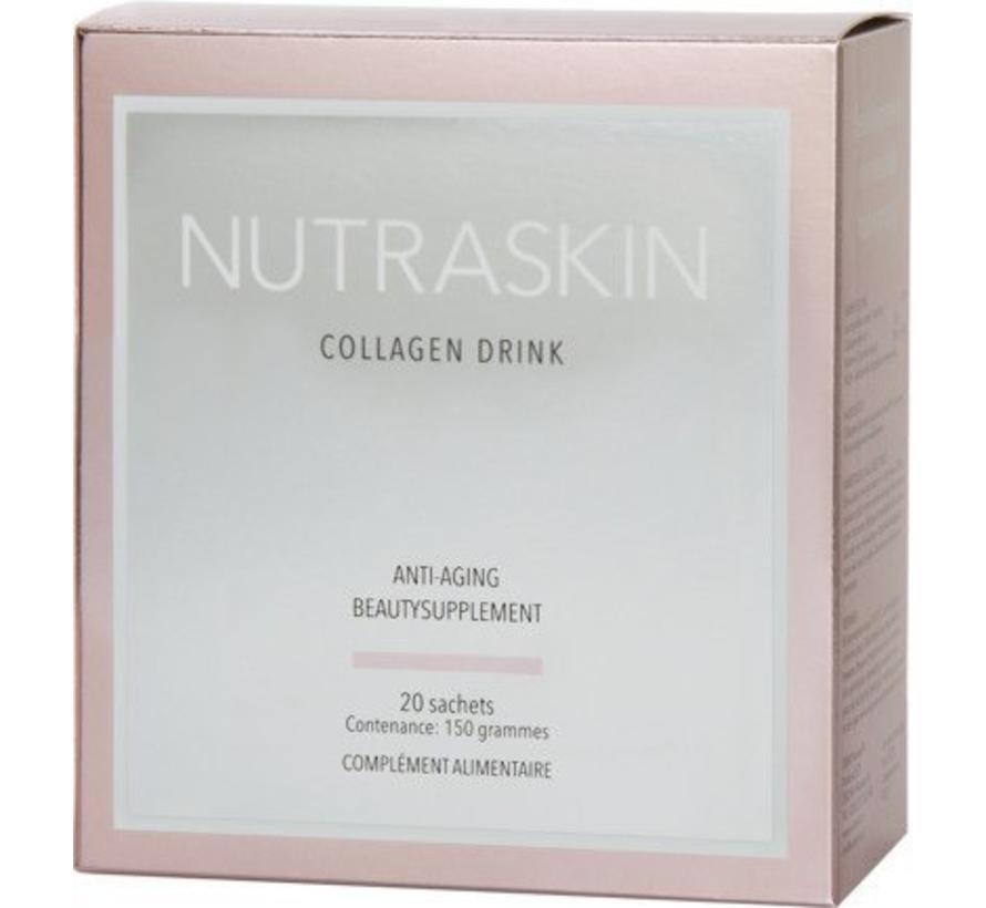 NutraSkin Collageendrank (20 sachets)