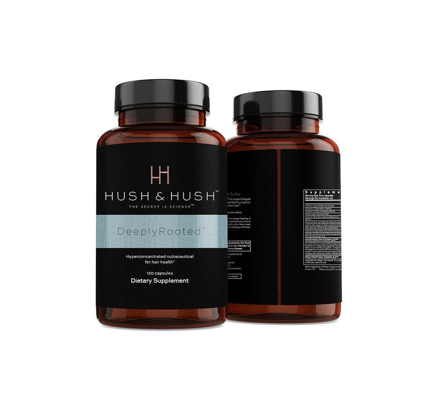 Hush & Hush DeeplyRooted (120caps)