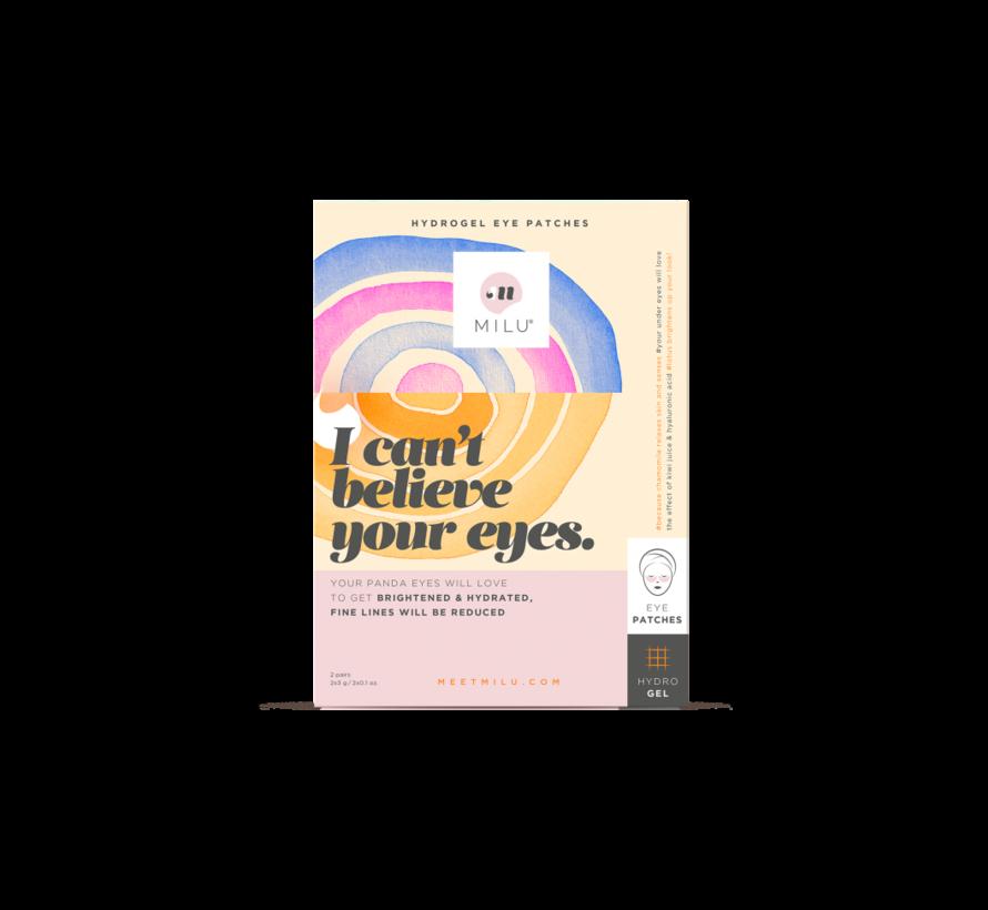 Milu - Hydrogel Eye Patches