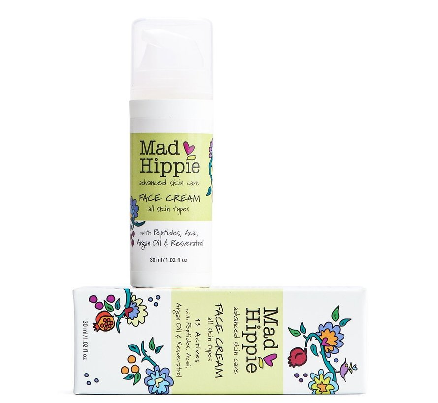 Mad Hippie Face Cream (30ml)