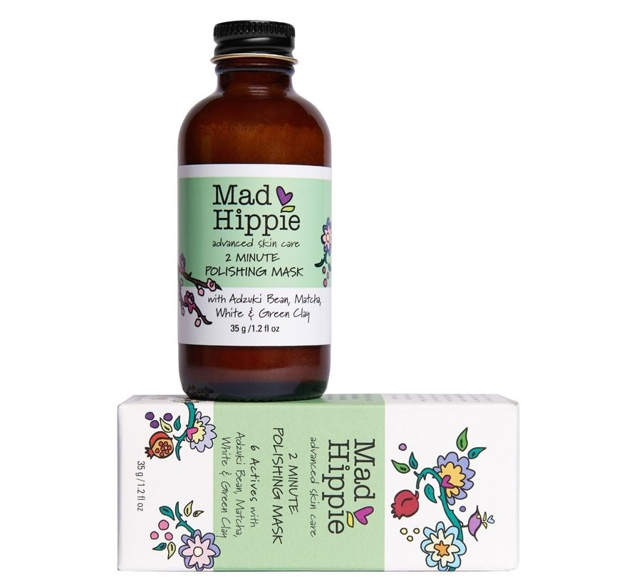 Mad Hippie 2 Minute Polishing Mask (35gr)