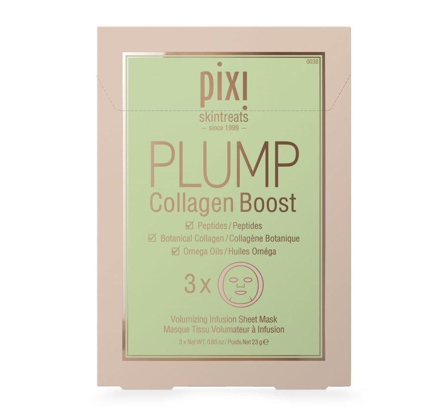 Pixi Plump Collagen Boost (3stuks)