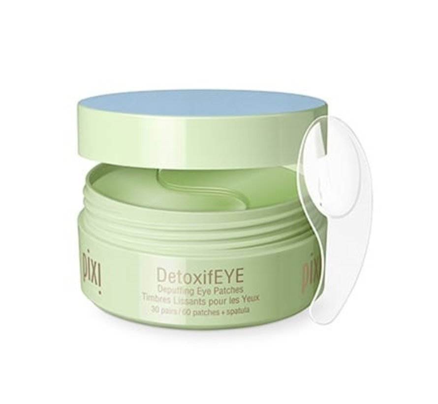 Pixi DetoxifEYE Hydrogel Eye Patches (60pads)