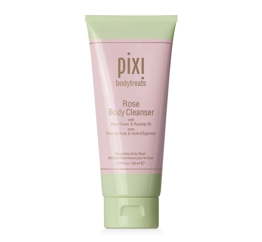 Pixi - Rose Body Cleanser