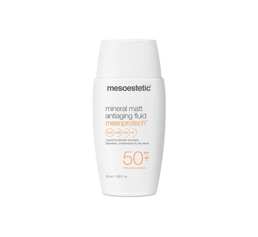 Mesoprotech Mineral Matt Antiaging Fluid 50+ (50ml)
