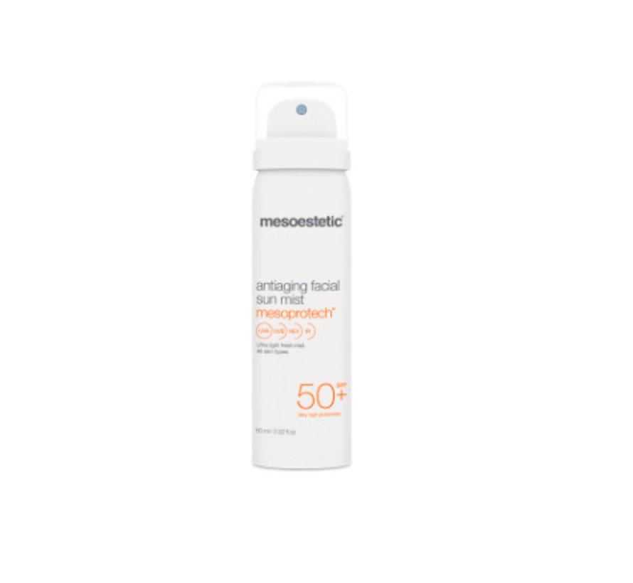 Mesoprotech Anti-aging Facial Sun Mist SPF50 (60ml)