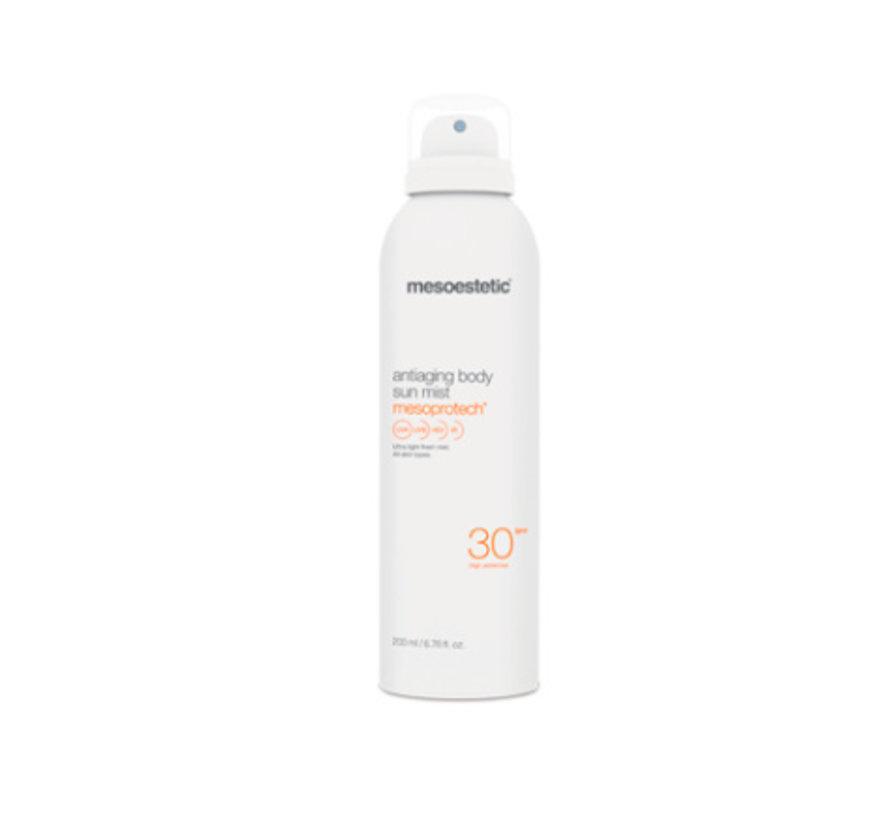 Mesoprotech Anti-aging Body Sun Mist SPF30 (200ml)