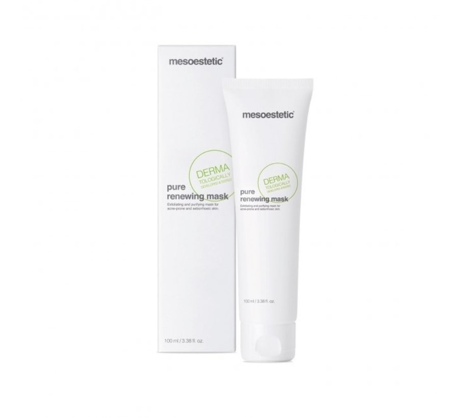 Pure Renewing Mask 2 in 1 (100ml)
