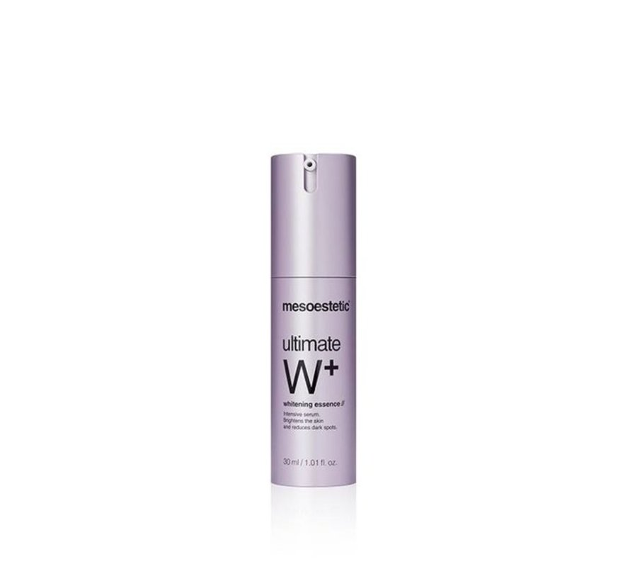 Ultimate W+ Whitening Essence - serum (30ml)