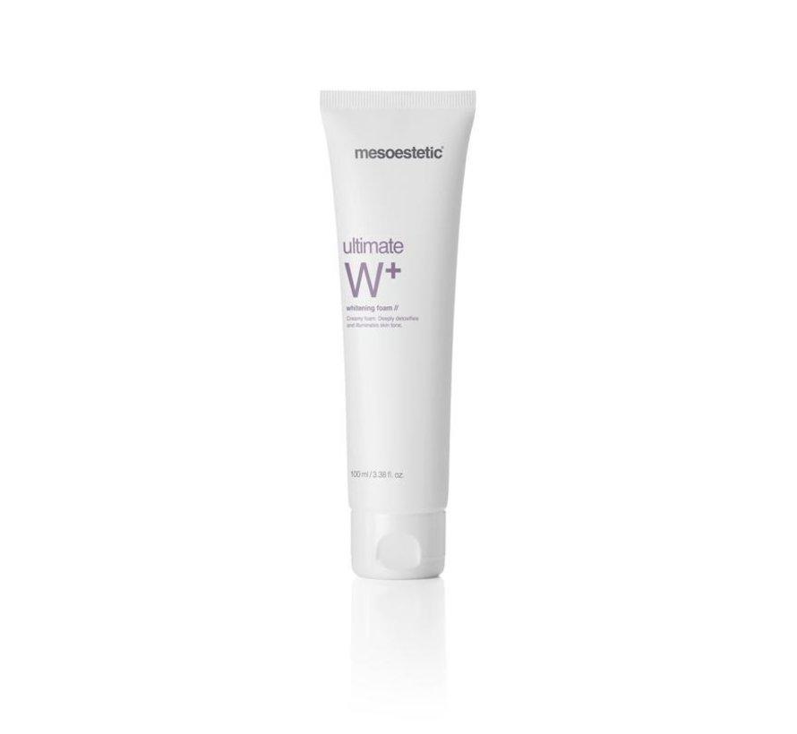 Ultimate W+ Whitening Foam (100ml)