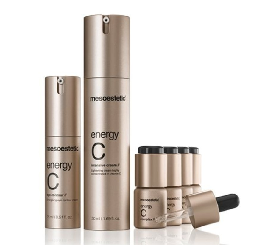 Energy C Eye Contour Energyzing Cream (15ml)