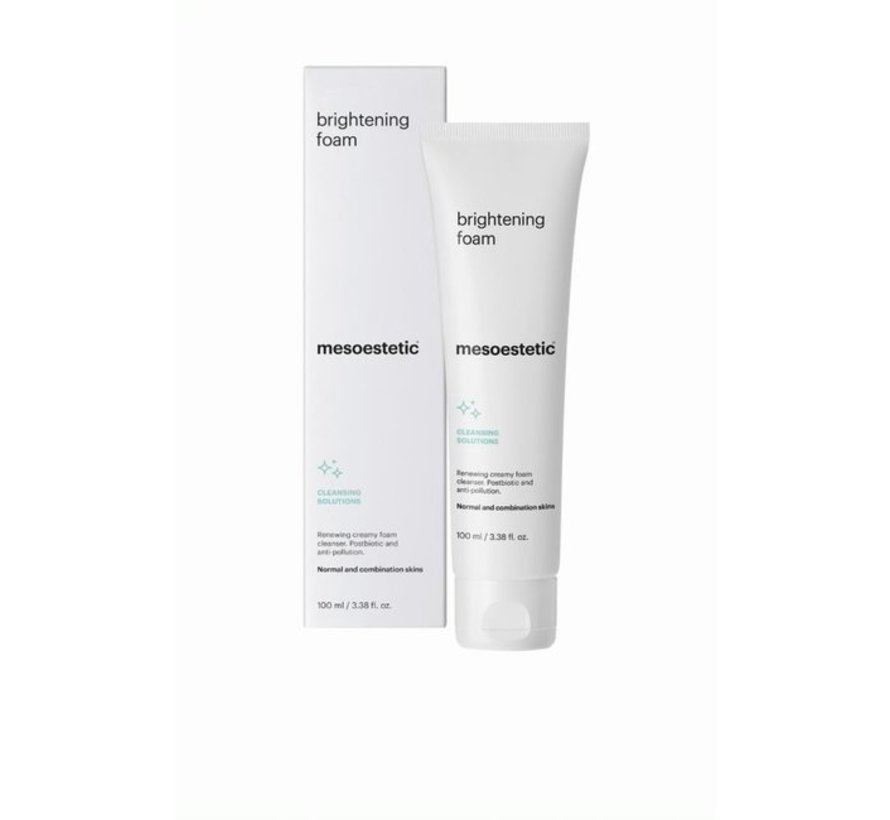 Mesoestetic Brightening Foam (100ml)