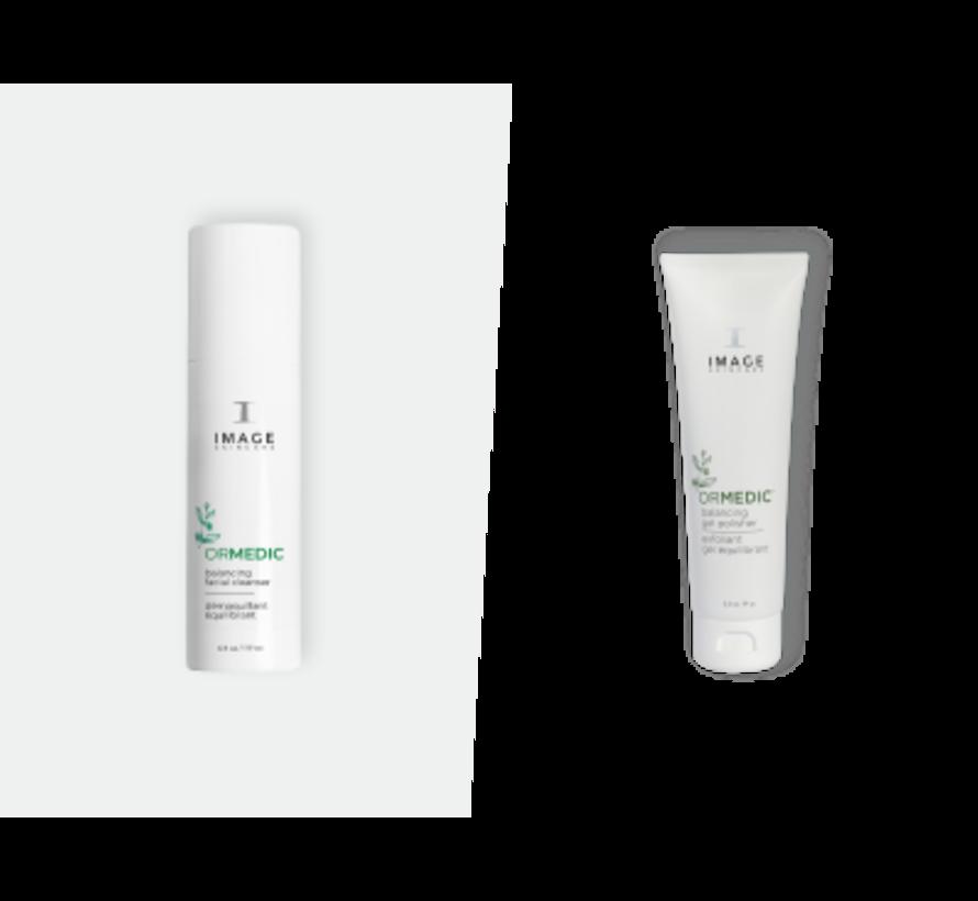 Image Skincare - Cleanser Powerduo - Sensitive Skin