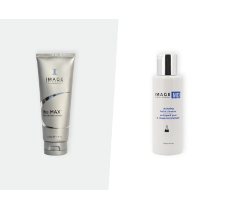 Image Skincare - Cleanser Powerduo - Anti-Aging