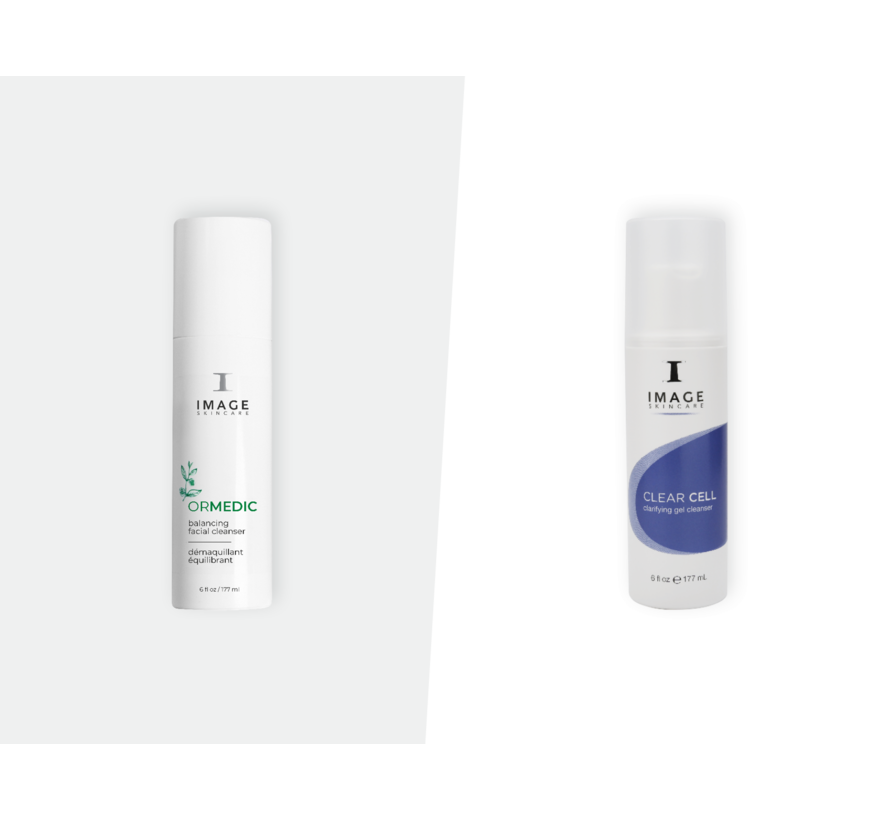 Image Skincare - Cleanser Powerduo - Oily Skin/Acne