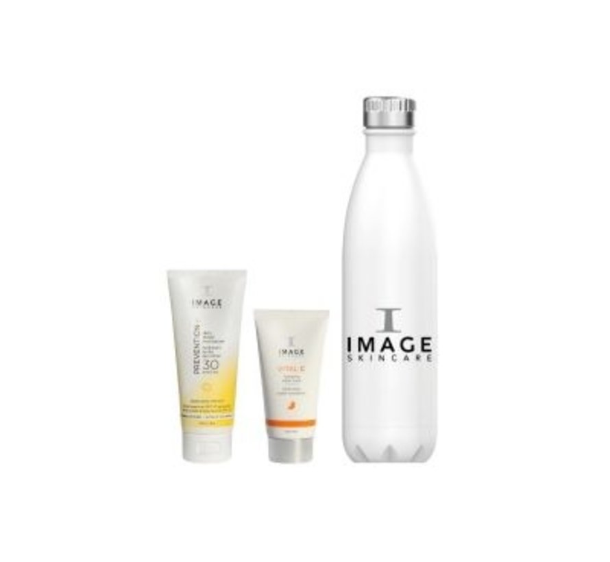 Prevent & Protect Set incl. PREVENTION+ Daily Tinted Moisturizer SPF 30