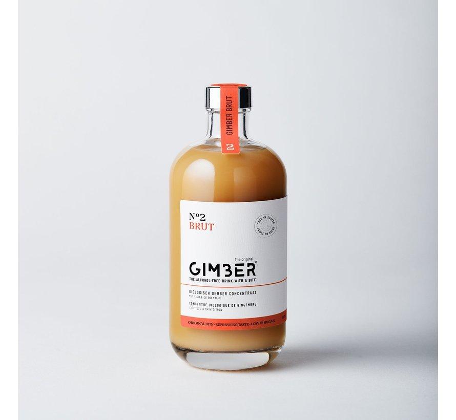 Gimber N°2 Brut (500 ml)