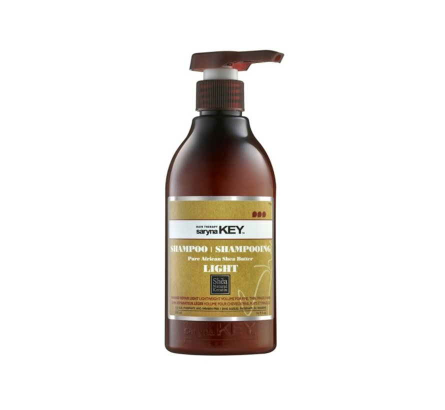 Damage Repair Pure African Shea Light Shampoo (300ml)
