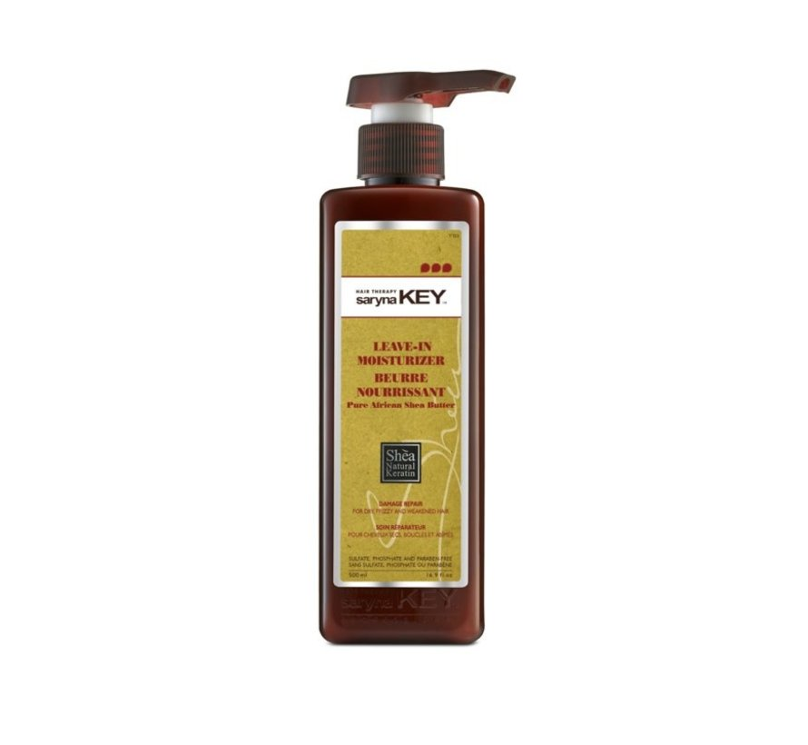 Damage Repair Pure African She Leave-in (300ml)