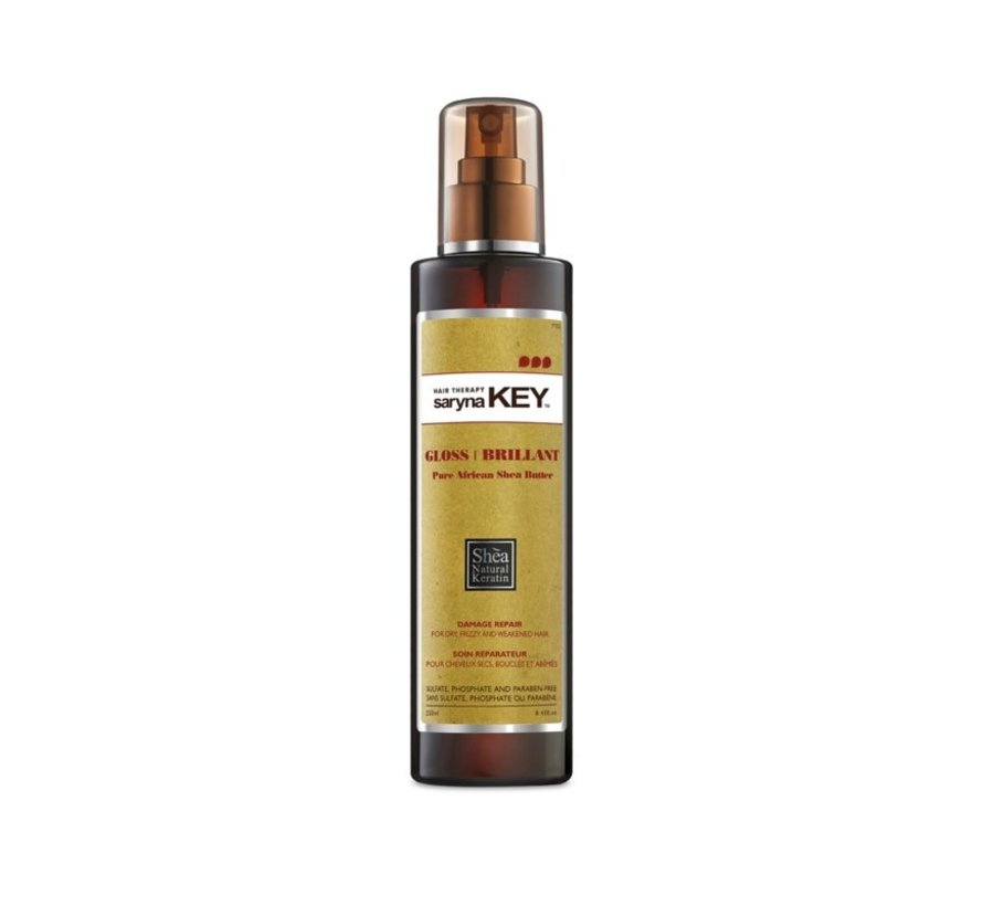 Damage Repair Pure African Gloss Spray (250ml)