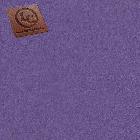 """LC LC Peervorm Zitzak """"Barça"""" kunstleer paars - Kunstleer"""