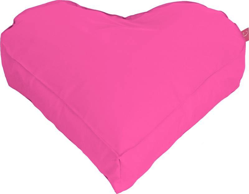 <h2>Comfortabele &amp; multifunctionele fuchsia hartvorm-poef&nbsp;van Whoober-outdoor kwaliteit die in Nederland wordt geproduceerd. Gratis verzending en binnen enkele werkdagen in huis!<br><br>&nbsp;</h2><h2>Welke eigenschappen heeft&nbsp;de Paris poef<