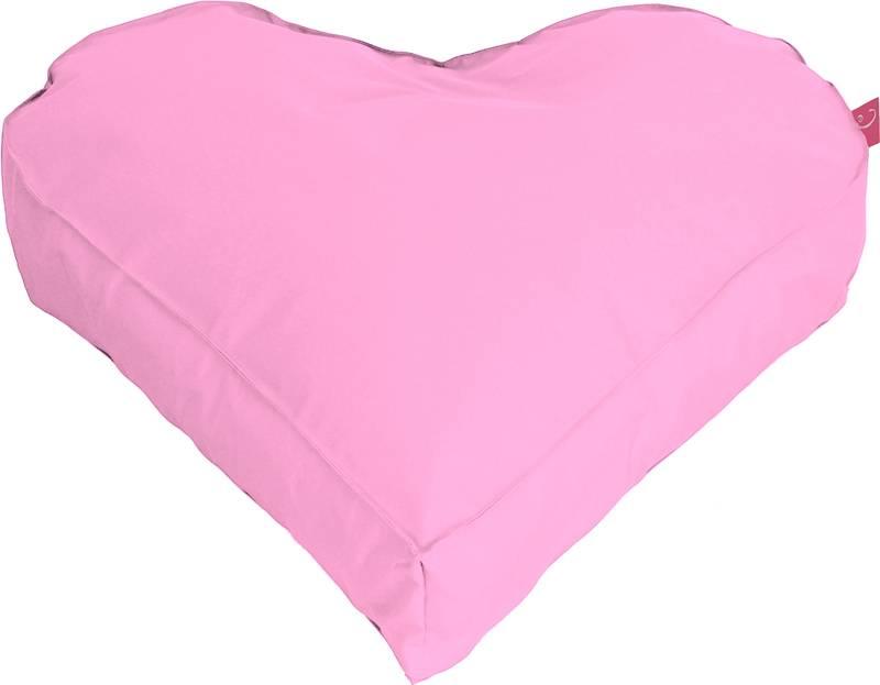"""LC LC Hartvorm Zitzak """"Paris"""" M outdoor roze  - Wasbaar"""