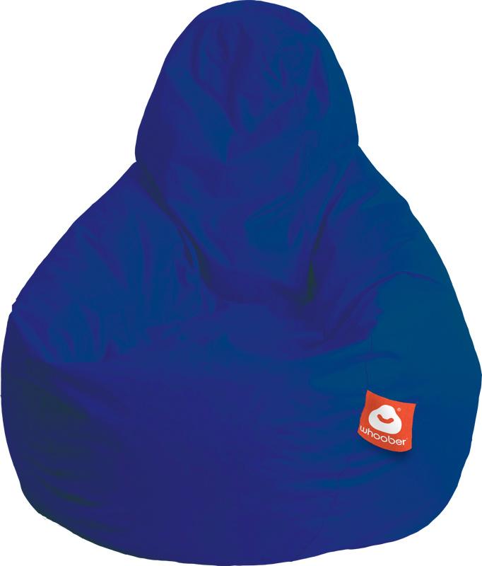<h3>Comfortabele kobalt blauwe peervorm-zitzak van Whoober-outdoor kwaliteit die in Nederland door Whoober wordt geproduceerd. Gratis verzending en binnen enkele werkdagen in huis!</h3><h2>Belangrijkste eigenschappen van&nbsp;de Barca</h2><ul><li>Ook voor