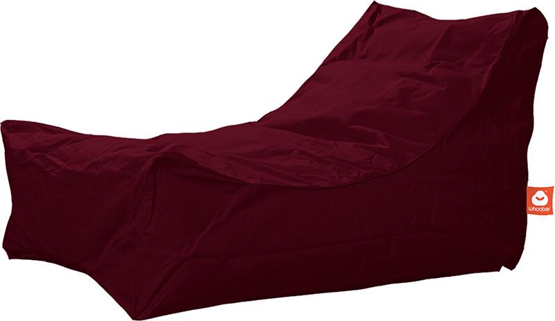 <h3>Comfortabele bordeaux rode loungestoel van Whoober-outdoor kwaliteit die in Nederland door Whoober wordt geproduceerd. Gratis verzending en binnen enkele werkdagen in huis!<br><br>Belangrijkste eigenschappen vande Bali</h3><ul><li>Ook voor de zakelij