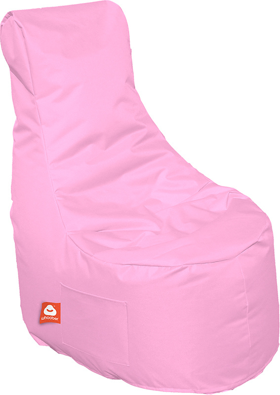 <h3>Comfortabele roze stoelvormige zitzak van Whoober-outdoor kwaliteit die in Nederland door Whoober wordt geproduceerd. Gratis verzending en binnen enkele werkdagen in huis!</h3><h3>Belangrijkste eigenschappen van&nbsp;de Nice</h3><ul><li>Ook voor de za
