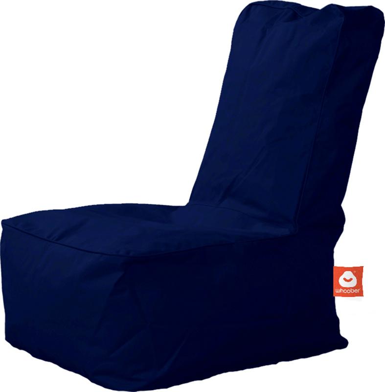 <h3>Comfortabele marine blauwe kinderzitzak van Whoober-outdoor kwaliteit die in Nederland door Whoober wordt geproduceerd. Gratis verzending en binnen enkele werkdagen in huis!</h3><h2>Belangrijkste eigenschappen van&nbsp;de Fiji</h2><ul><li>Ook voor de