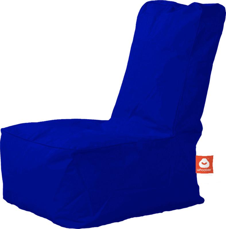 <h3>Comfortabele kobalt blauwe kinderzitzak van Whoober-outdoor kwaliteit die in Nederland door Whoober wordt geproduceerd. Gratis verzending en binnen enkele werkdagen in huis!</h3><h2>Belangrijkste eigenschappen van&nbsp;de Fiji</h2><ul><li>Ook voor de