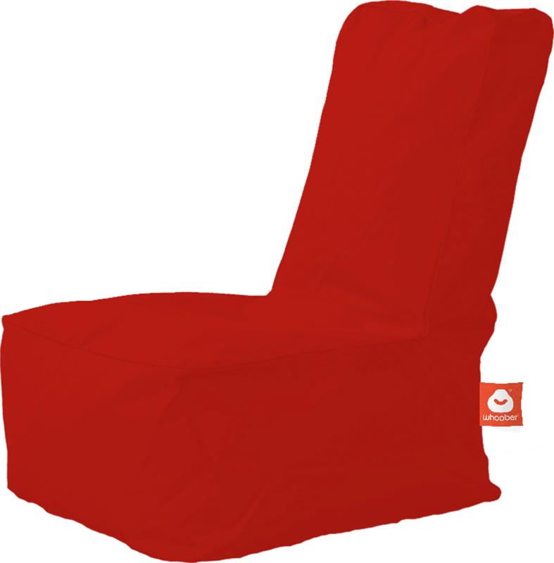 <h3>Comfortabele rode kinderzitzak van Whoober-outdoor kwaliteit die in Nederland door Whoober wordt geproduceerd. Gratis verzending en binnen enkele werkdagen in huis!</h3><h2>Belangrijkste eigenschappen vande Fiji</h2><ul><li>Ook voor de zakelijke mark