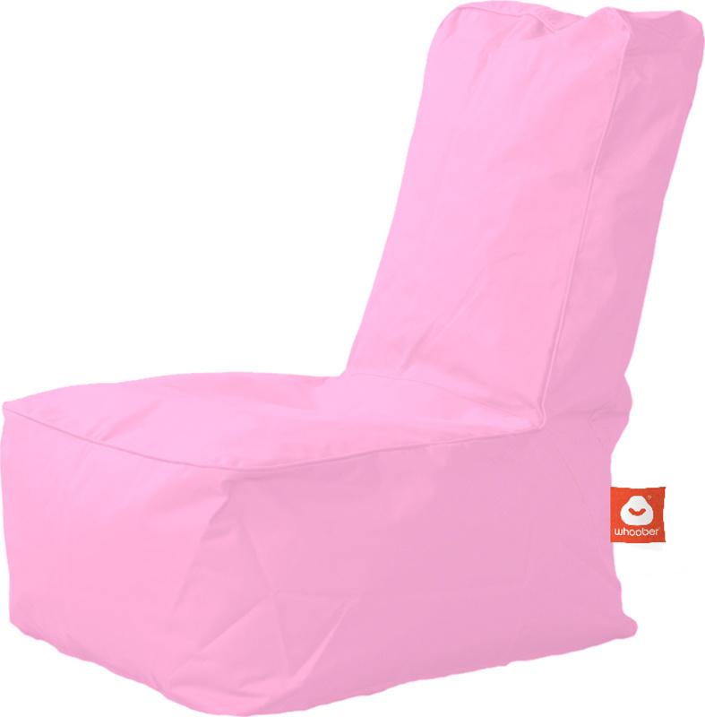 <h3>Comfortabele roze kinderzitzak van Whoober-outdoor kwaliteit die in Nederland door Whoober wordt geproduceerd. Gratis verzending en binnen enkele werkdagen in huis!</h3><h2>Belangrijkste eigenschappen van&nbsp;de Fiji</h2><ul><li>Ook voor de zakelijke