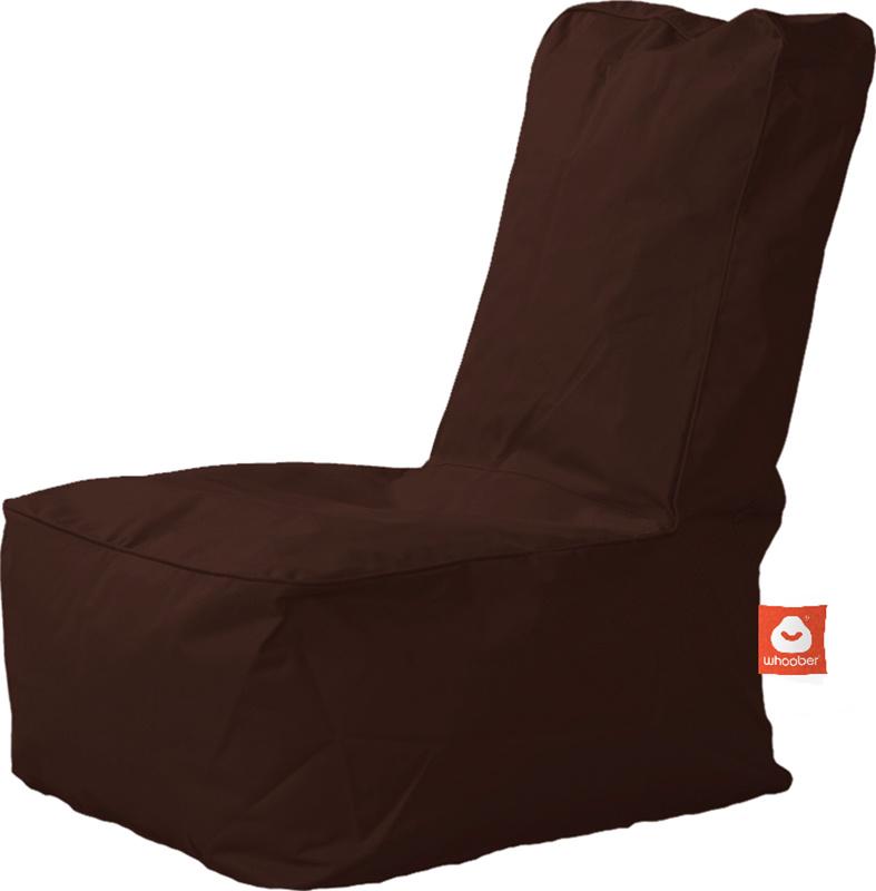 <h3>Comfortabele donker bruine kinderzitzak van Whoober-outdoor kwaliteit die in Nederland door Whoober wordt geproduceerd. Gratis verzending en binnen enkele werkdagen in huis!</h3><h2>Belangrijkste eigenschappen van&nbsp;de Fiji</h2><ul><li>Ook voor de