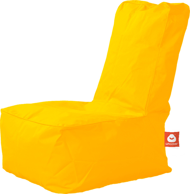 <h3>Comfortabele gele kinderzitzak van Whoober-outdoor kwaliteit die in Nederland door Whoober wordt geproduceerd. Gratis verzending en binnen enkele werkdagen in huis!</h3><h2>Belangrijkste eigenschappen van&nbsp;de Fiji</h2><ul><li>Ook voor de zakelijke