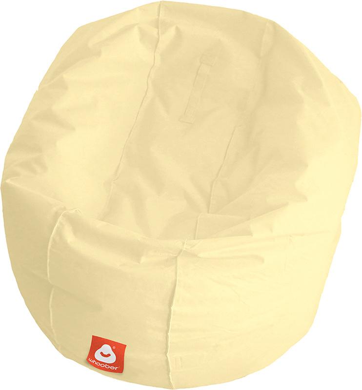 <h3>Comfortabele crème ronde zitzak van Whoober-outdoor kwaliteit die in Nederland door Whoober wordt geproduceerd. Gratis verzending en binnen enkele werkdagen in huis!</h3><h2>Belangrijkste eigenschappen van&nbsp;de Ibiza Large</h2><ul><li>Ook voor de z