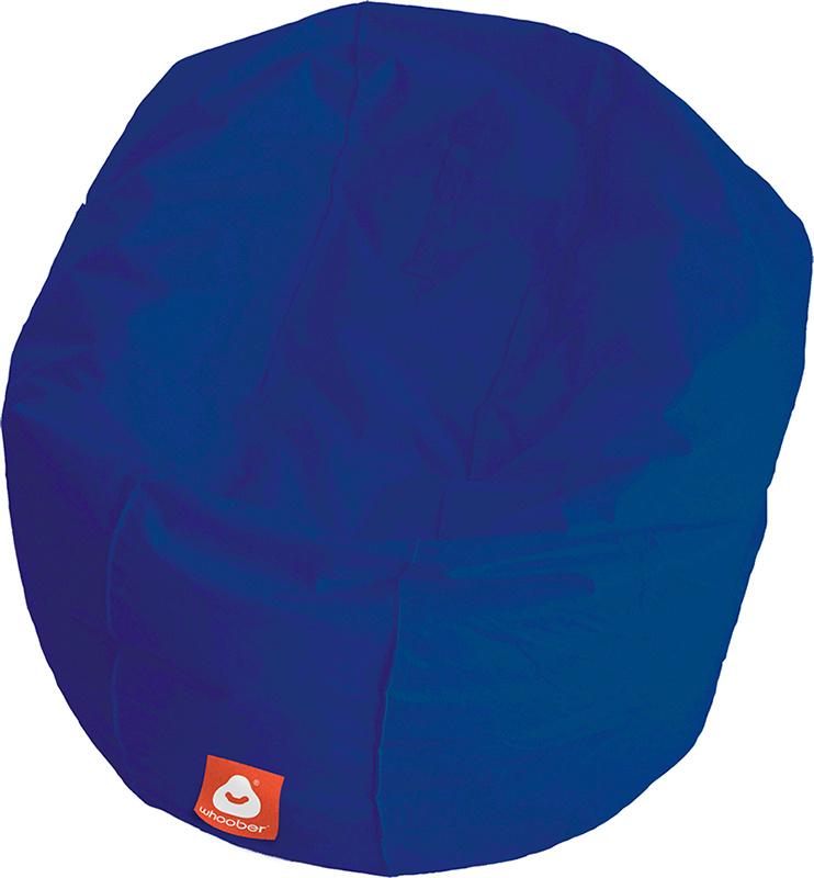 <h3>Comfortabele kobalt blauwe ronde zitzak van Whoober-outdoor kwaliteit die in Nederland door Whoober wordt geproduceerd. Gratis verzending en binnen enkele werkdagen in huis!</h3><h2>Belangrijkste eigenschappen van&nbsp;de Ibiza Large</h2><ul><li>Ook v