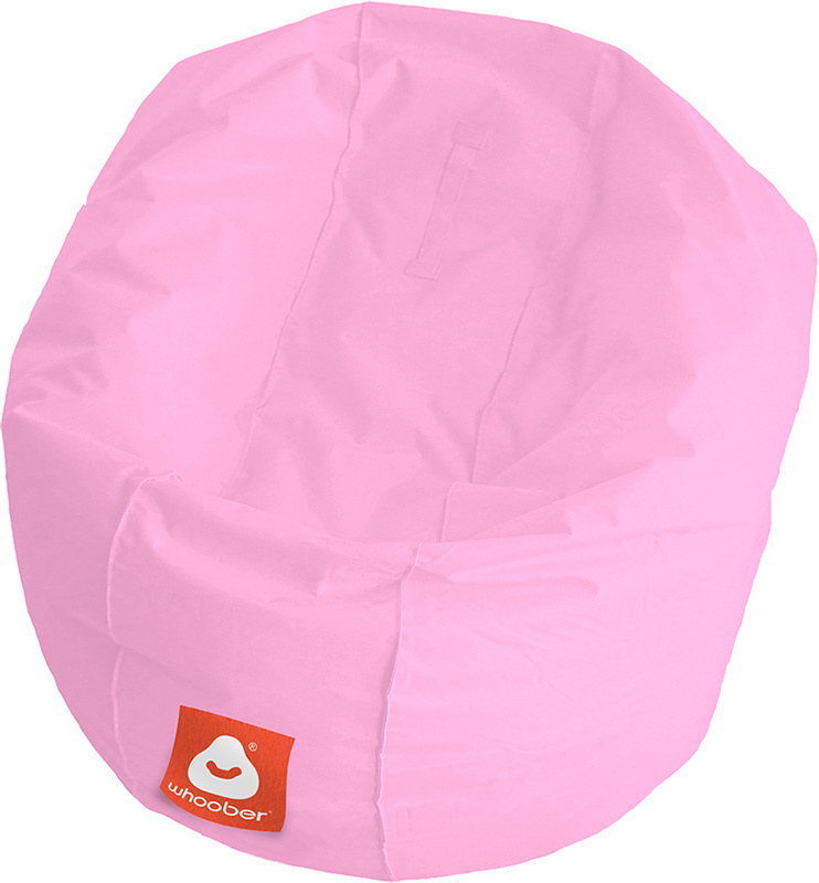 <h3>Comfortabele roze ronde zitzak van Whoober-outdoor kwaliteit die in Nederland door Whoober wordt geproduceerd. Gratis verzending en binnen enkele werkdagen in huis!</h3><strong>Belangrijkste eigenschappen van&nbsp;de Ibiza Medium</strong><ul><li>Ook v