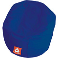 """Whoober Whoober Ronde Zitzak """"Ibiza"""" M outdoor kobalt blauw - Wasbaar - Geschikt voor buiten"""
