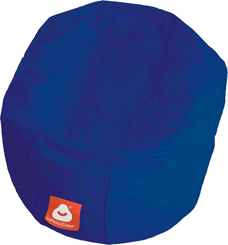 <h3>Comfortabele kobalt blauwe ronde zitzak van Whoober-outdoor kwaliteit die in Nederland door Whoober wordt geproduceerd. Gratis verzending en binnen enkele werkdagen in huis!</h3><strong>Belangrijkste eigenschappen van&nbsp;de Ibiza Medium</strong><ul>