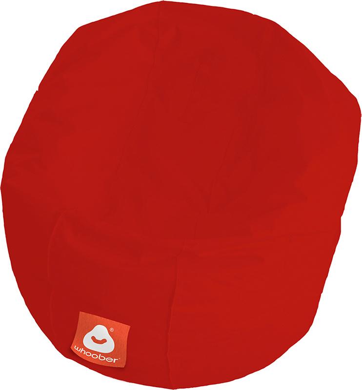 <h3>Comfortabele rode ronde zitzak van Whoober-outdoor kwaliteit die in Nederland door Whoober wordt geproduceerd. Gratis verzending en binnen enkele werkdagen in huis!</h3><strong>Belangrijkste eigenschappen van&nbsp;de Ibiza Medium</strong><ul><li>Ook v