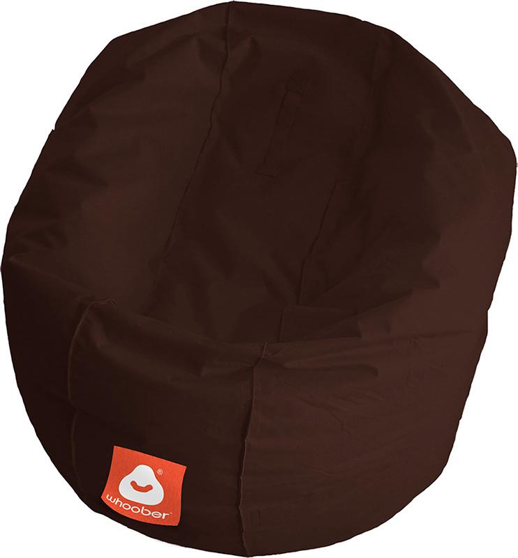 <h3>Comfortabele donker bruine ronde zitzak van Whoober-outdoor kwaliteit die in Nederland door Whoober wordt geproduceerd. Gratis verzending en binnen enkele werkdagen in huis!</h3><strong>Belangrijkste eigenschappen van&nbsp;de Ibiza Medium</strong><ul>