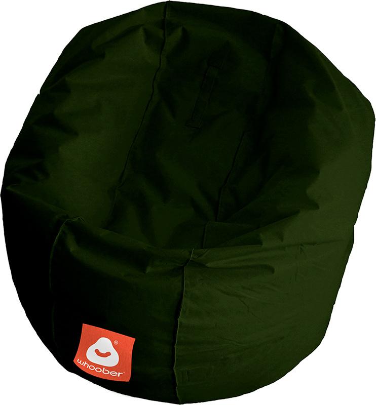 <h3>Comfortabele leger groene ronde zitzak van Whoober-outdoor kwaliteit die in Nederland door Whoober wordt geproduceerd. Gratis verzending en binnen enkele werkdagen in huis!</h3><strong>Belangrijkste eigenschappen van&nbsp;de Ibiza Medium</strong><ul><
