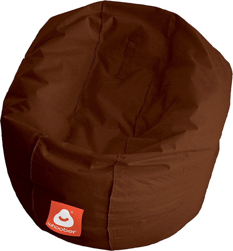 <h3>Comfortabele licht bruine ronde zitzak van Whoober-outdoor kwaliteit die in Nederland door Whoober wordt geproduceerd. Gratis verzending en binnen enkele werkdagen in huis!</h3><strong>Belangrijkste eigenschappen van&nbsp;de Ibiza Medium</strong><ul><